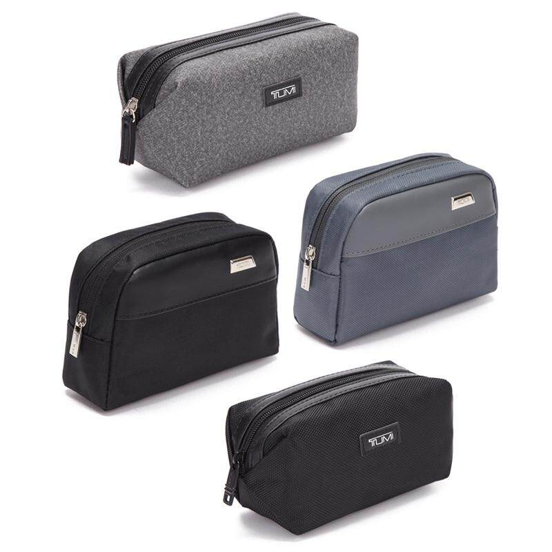 c61871b91e11 Tumi Airline Amenity Kit Toiletry Bag Cosmetic Pouch