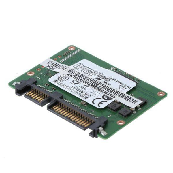Bảng giá EL Một Nửa Kích Thước 16G 1.8 Ổ SSD SATA Ổ Cứng Lưu Trữ Thể Rắn Máy Tính Để Bàn Bộ Điều Hợp Đĩa Cứng Bộ Chuyển Đổi Bo Mạch Mở Rộng Phong Vũ