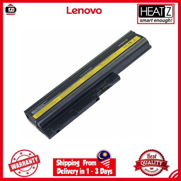 Laptop Battery For Lenovo Thinkpad T60/R60 Series 🔋 | 4400mAh | 11.1V Malaysia