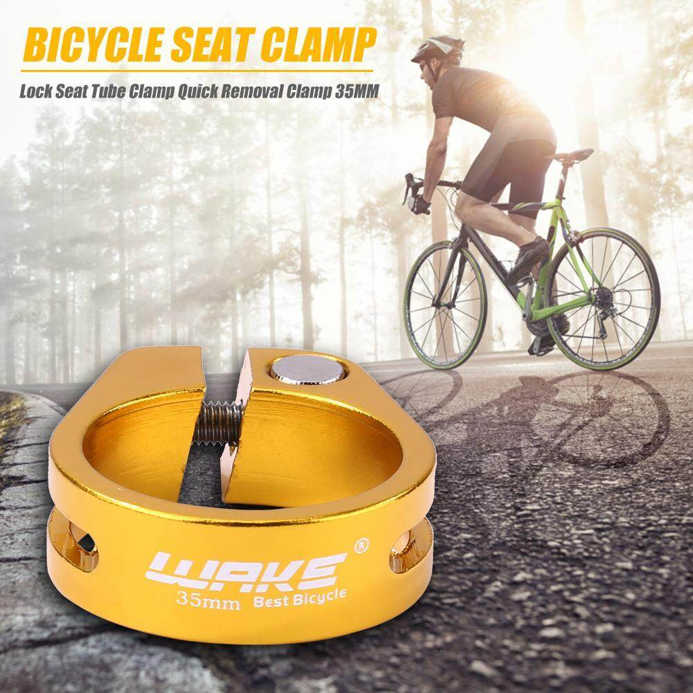35mm MTB Bicycle Quick Release Seatpost Clamp Cycling Seat Post Tube Clip #BUY
