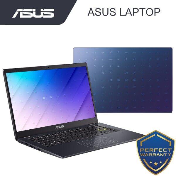 ASUS LAPTOP E410M-AEK002TS - PEACOCK BLUE (CELERON N4020/4GB DDR4/256GB SSD/W10/14 FHD/2YRS) + MS OFFICE 2019 Malaysia