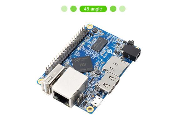 Giá Orange Pi One H3 512MB Quad-Core Hỗ Trợ Ubuntu Linux Và Máy Tính Mini Android