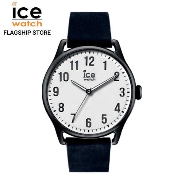 Ice-Watch ICE time - Black White (Large) Malaysia