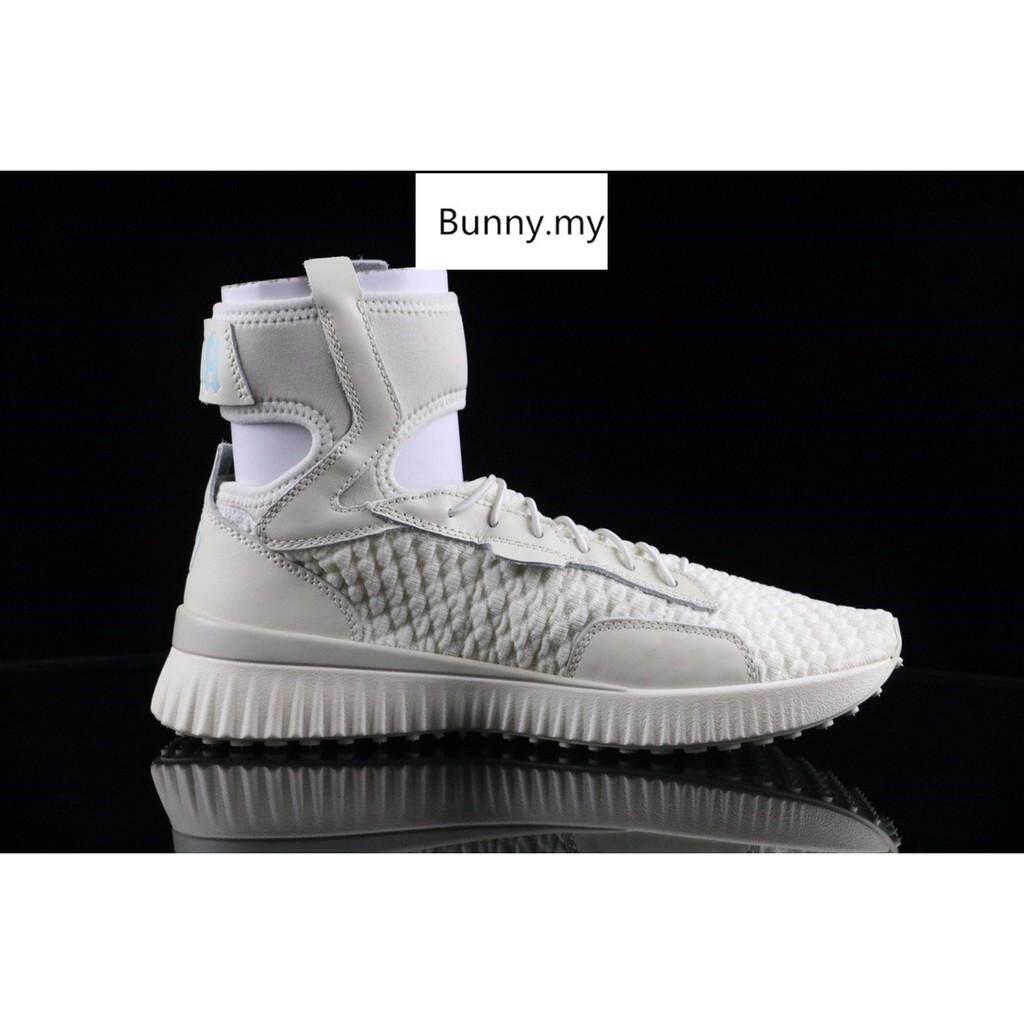 Brand ★★ IN STOCK Pumas Original Rihanna Fenty Trainer Mid  women running shoes size:36-40
