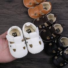 Xăng Đan Trẻ Em 0-1 Tuổi Giày Trẻ Em Prewalker