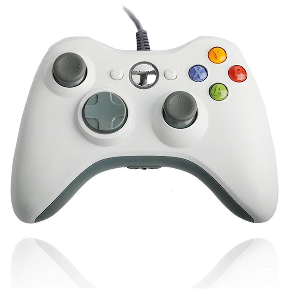 Giá Techtopest-1PC Xbox 360 Bộ Điều Khiển Có Dây Chơi Game dành cho Windows XP Vista 7 8 8.1 10