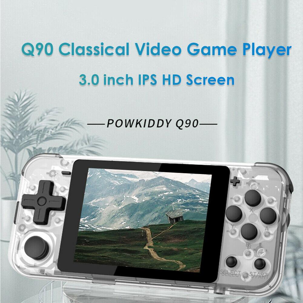 Q90 Máy Chơi Game Mini Du Lịch Tại Nhà 3.0 Inch Tích Hợp 2000 Trò Chơi Quà  Tặng Trẻ Em Cổ Điển Cầm Tay Chơi Nhạc HD Giải Trí Cho PSP