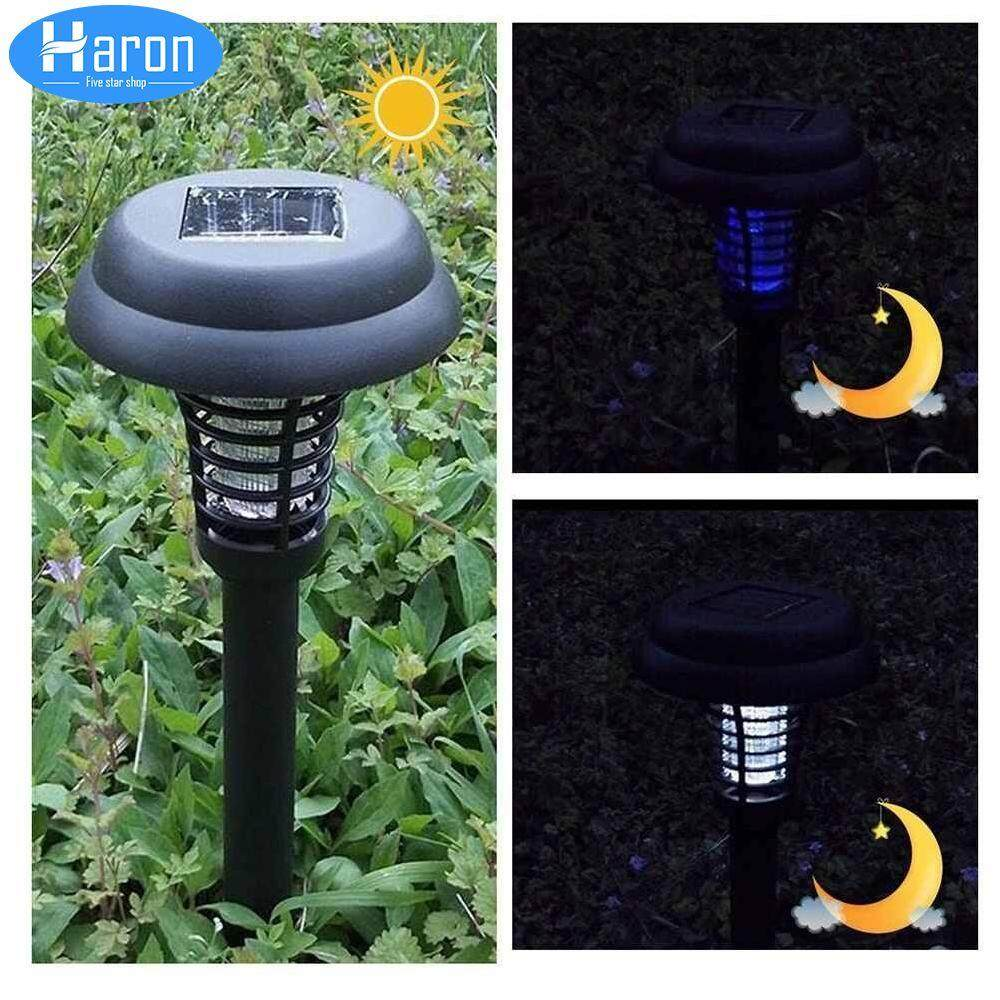 Haron USB Charge Anti-mosquito Effective Insect Mosquito Electric Killer Pest Control Solar Light