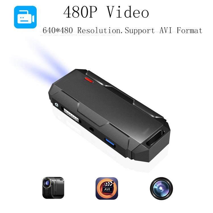 XANES 72*29*10mm Mini Camera Pen 480P Multifunction Micro Video Voice Recorder Pen