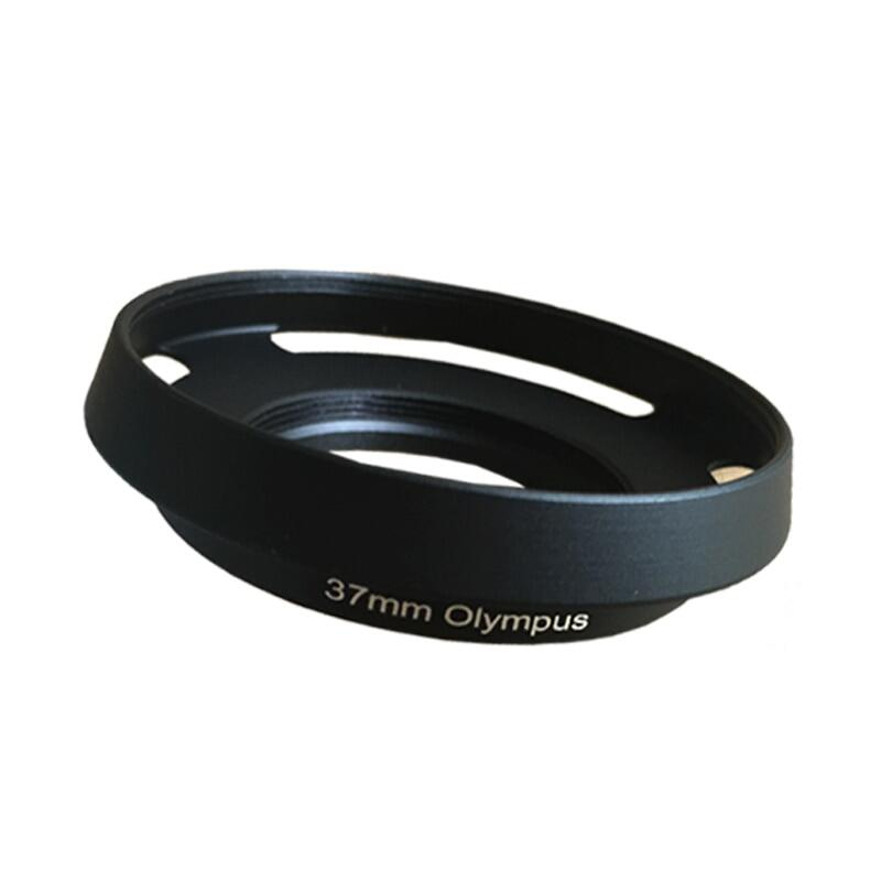 1pcs 37mm Metal Lens Hood Filter Adapter Ring For Leica Panasonic Olympus 14-42 Ez Ep5 Epl7 Em10ii Camera.