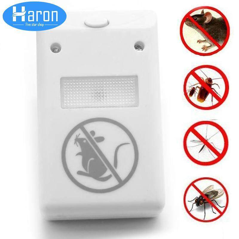 Haron Electronic 110V Spiders Pest Repelling Aid Mosquito Dispeller