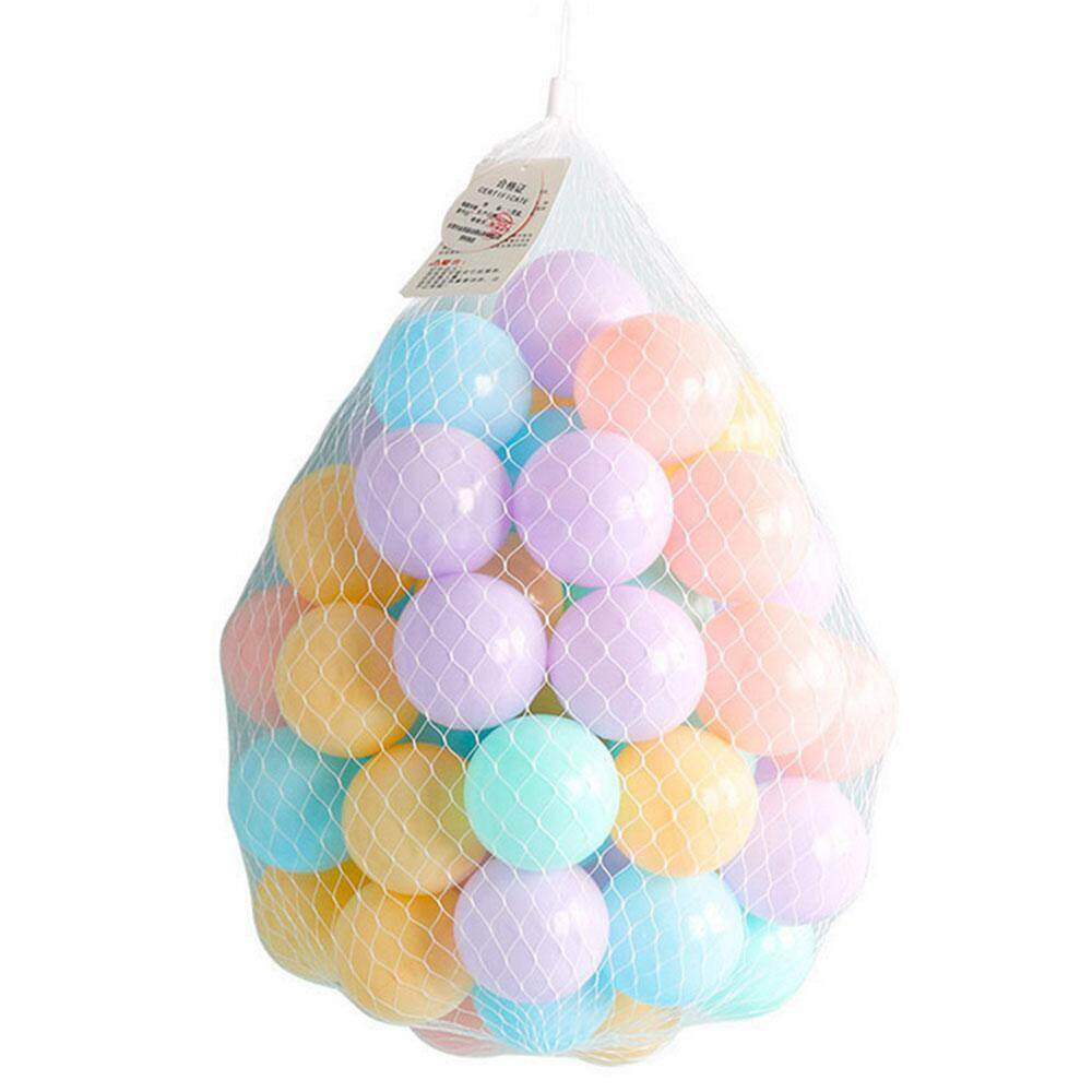 Onlook 100 Pcs Multicoloured Soft Pit Balls, Plastic Play Balls Ocean Balls Thicken Playpen Balls Wave Baby Ball Toys For Pits Tents Pool By Onlook.