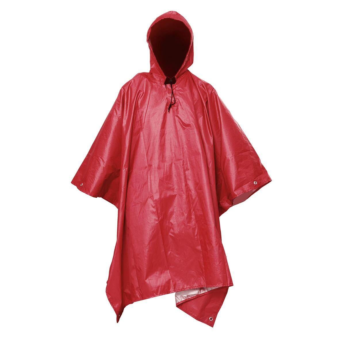 Sleeping Bags Energetic 3 In 1 Multifunctional Raincoat Outdoor Travel Rain Poncho Rain Cover Waterproof Tent Awning Camping Hiking Sleeping Bag Matching In Colour Camp Sleeping Gear