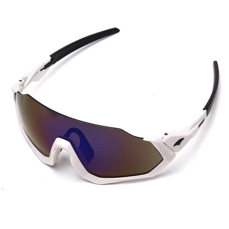 Giá bán Greenwind Nam Nữ Đi Xe Đạp Mắt Kính Xe Đạp MTB Kính Mát CHỐNG TIA UV Bảo Vệ Xe Đạp Kính Mắt Đen + Đỏ