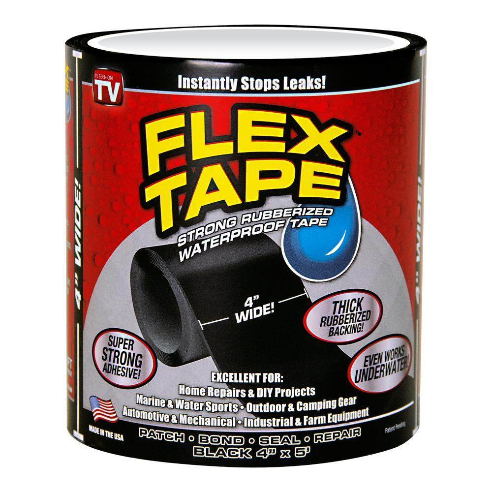 Super Strong F-lex Tape Patch Bond Rubberized Waterproof Seal Repair