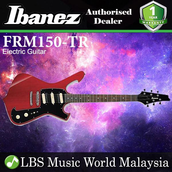 Ibanez FRM150-TR Standard Mahogany Body Paul Gilbert Fireman Signature Electric Guitar (FRM150 TR) Malaysia
