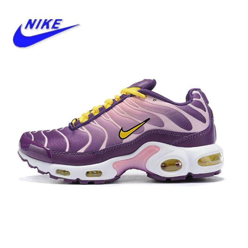 6a26439f0ab01 Nike 2019 new color TN women's running shoes MAX Rainbow PLUS air cushion  rainbow running shoes