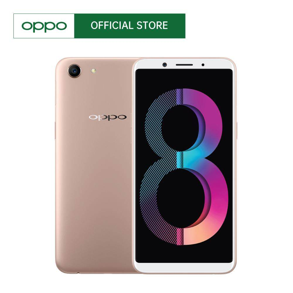 Oppo A83 Smart Selfie Full Screen