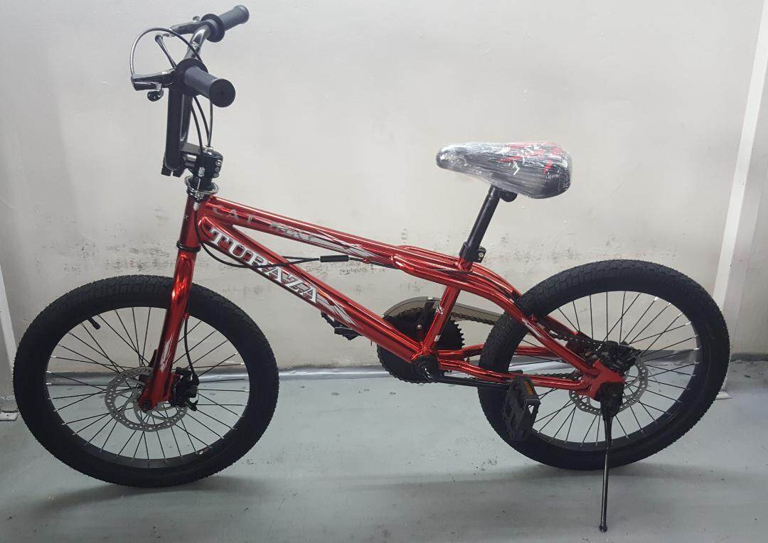 20 INCH BMX TRS BIKE WITH 360 DEGREE TURN