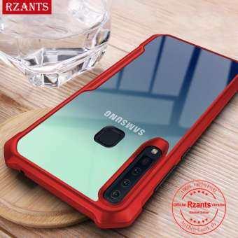 Rzants สำหรับซัมซุงกาแล็คซี่ A9 2018 A920 Hard Case【Four corner】Transparent ซิลิกาเจล Matte ShockProof Slim บางฝาครอบเคสใส่โทรศัพท์-