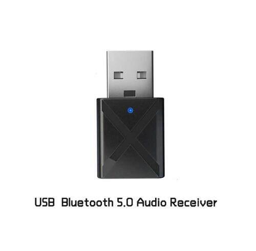 Bộ Thu Bluetooth 5.0 Không Dây, Xe Kit Bộ Chuyển Đổi Âm Thanh AUX 3.5Mm Âm Thanh Nổi Rảnh Tay Với Mic, Bộ Loa Xe Hơi Cho Tai Nghe