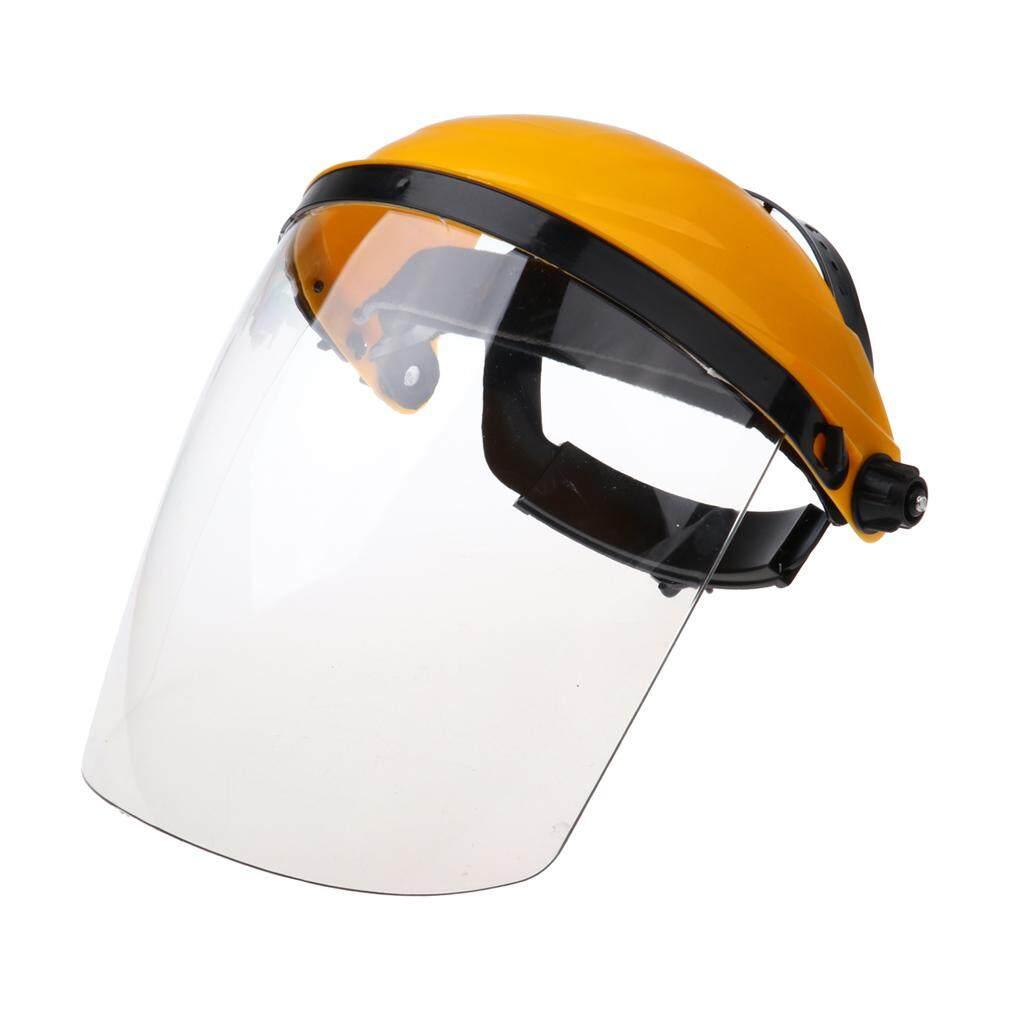 BolehDeals Hàn An Toàn Mặt Tấm Chắn Đầu Gắn Polycarbonate Mũ Bảo Hiểm