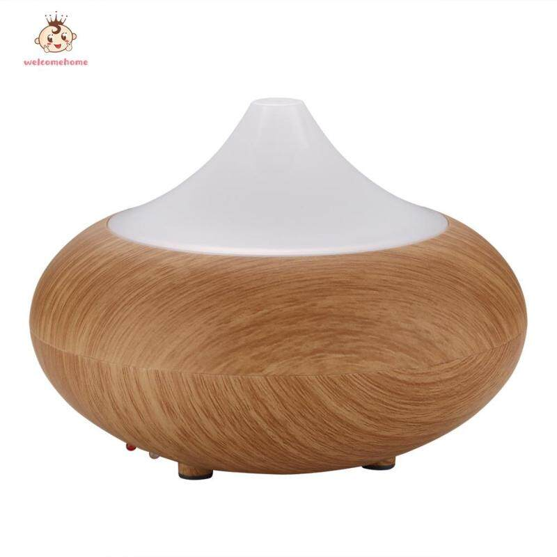 LED Ultrasonic Aroma Diffuser Air Humidifier Purifier Essential Oil Aromath Singapore