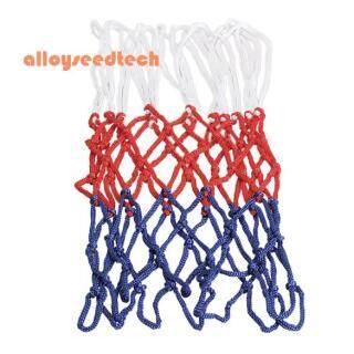 Lưới Vành Bóng Rổ Màu Đỏ Thể Thao Ren Nylon Tiêu Chuẩn Bền 5Mm thumbnail