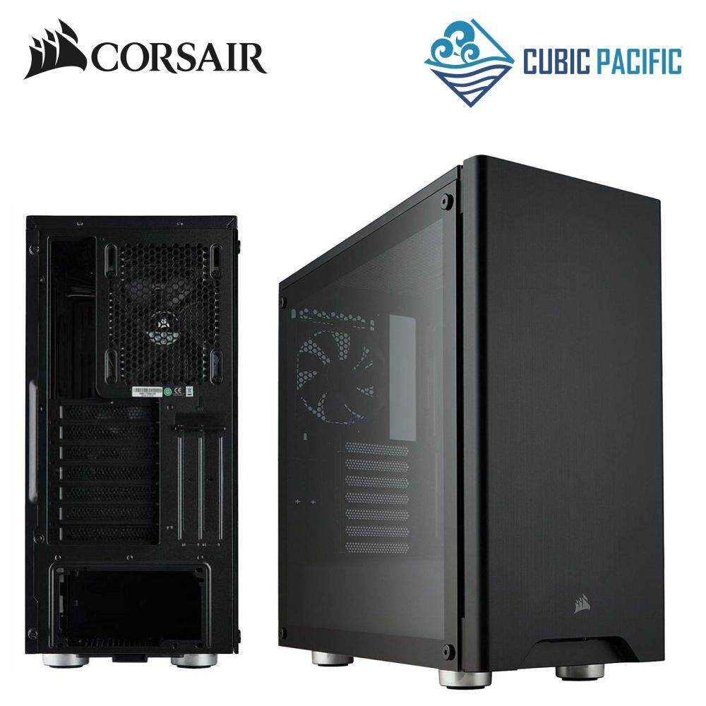 CORSAIR Carbide Series 275R Tempered Glass Mid-Tower Gaming Case — Black (CC-9011132-WW) Malaysia