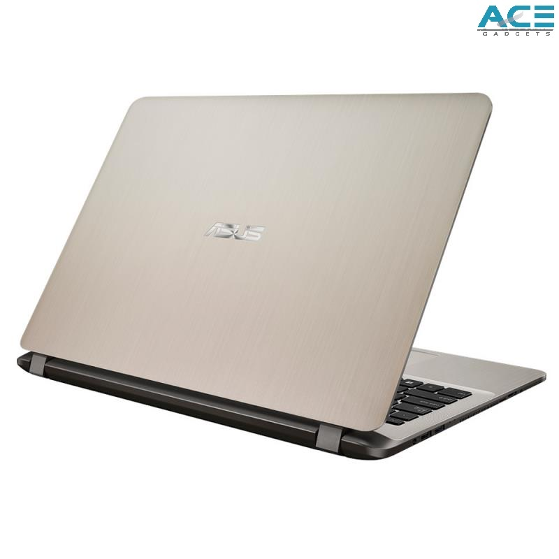 Asus Vivobook A507M-ABR061T / A507M-ABR063T Notebook *Grey/Gold* (N4000/4GB DDR4/500GB HDD/Intel/15.6 HD/Win10) Malaysia