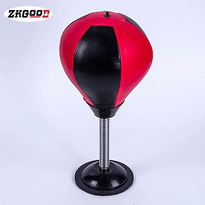 Zkgood ดูดยืนแท่นตั้งโต๊ะ Punching Speed Ball ต่อยมวยออกกำลังกายการปฏิบัติ De - Stress ถุงทรายของเล่น By Zkgood.