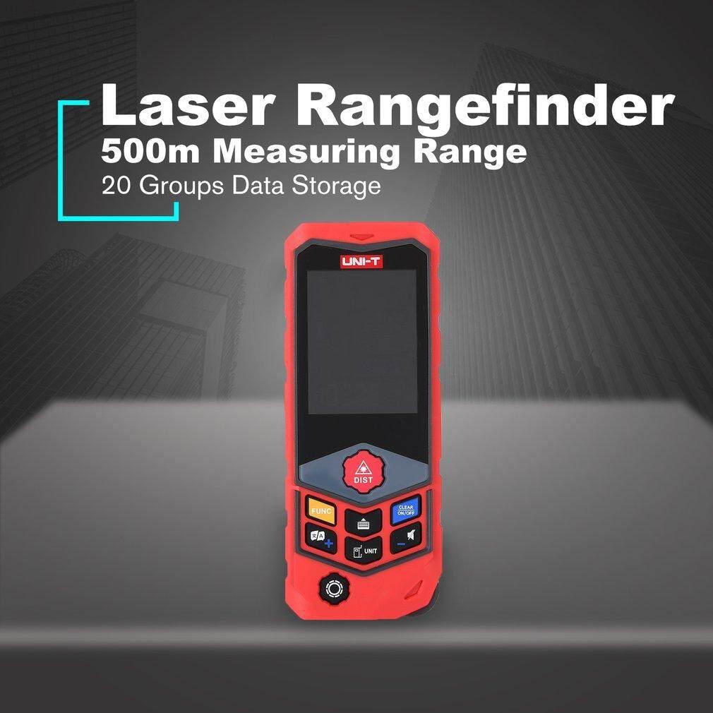 ELEC UNIT 500m Mini Digital l*aser Distance Meter Rangefinder Range Finder Tape