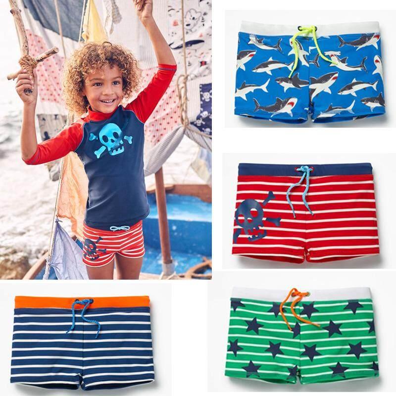 d5f647c2ae Kids Boys Swim Shorts Trunks Swimming Surfing Swimwear Beach Bathers Pants  | Lazada