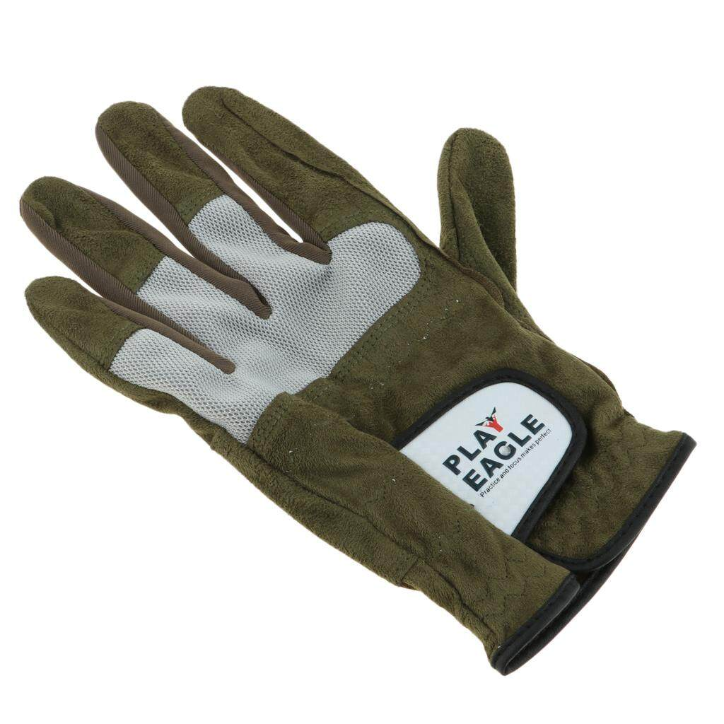 Flameer Mens Golf Glove Left Hand Non-Slip Golf Gloves Outdoor Sports Clothing Acce By Flameer.