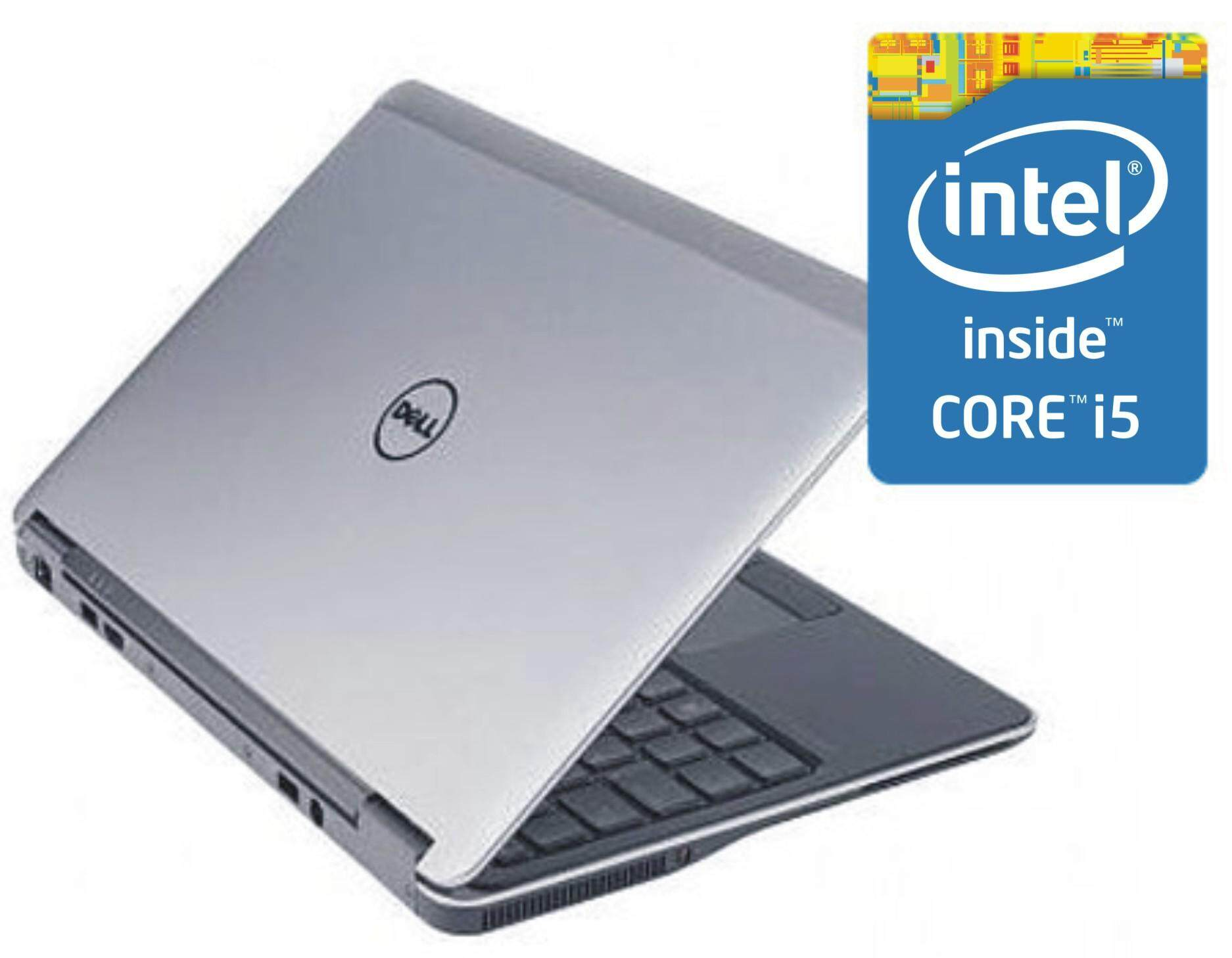 Dell Latitude Ultrabook E7240 - Core i5-4th Gen - 4 GB RAM - 128 GB SSD - 12.5-inch - (Imported) FREE ORIGINAL Malaysia