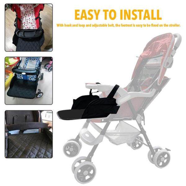 Universal Stroller Footrest Extended Seat Board Baby Stroller Accessory Singapore