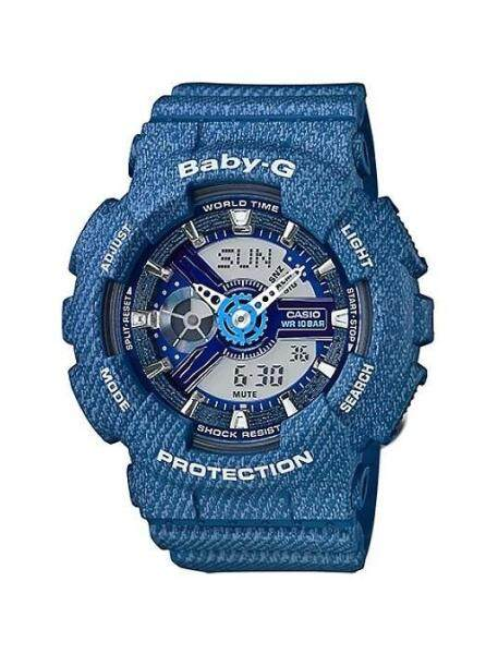 SPECIAL PROMOTION CASIO_BABY_G_RUBBER STRAP WATCH FOR WOMENS Malaysia