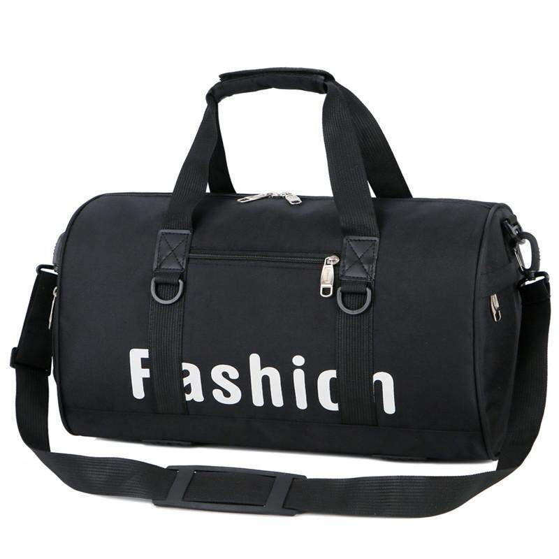 Sports Gym Bag with Shoes Compartment Travel Duffel Bag for Men and Women by SLGOL-direct