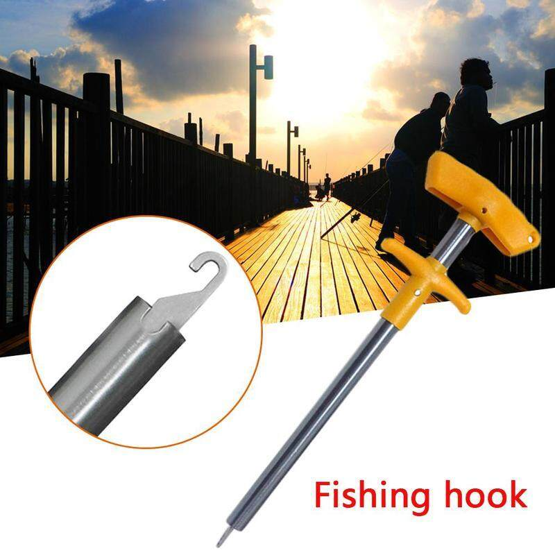 Easy Fish Hook Remover New Fishing Tool Minimizing The Injuries Tools Tackle By Blessing From China.