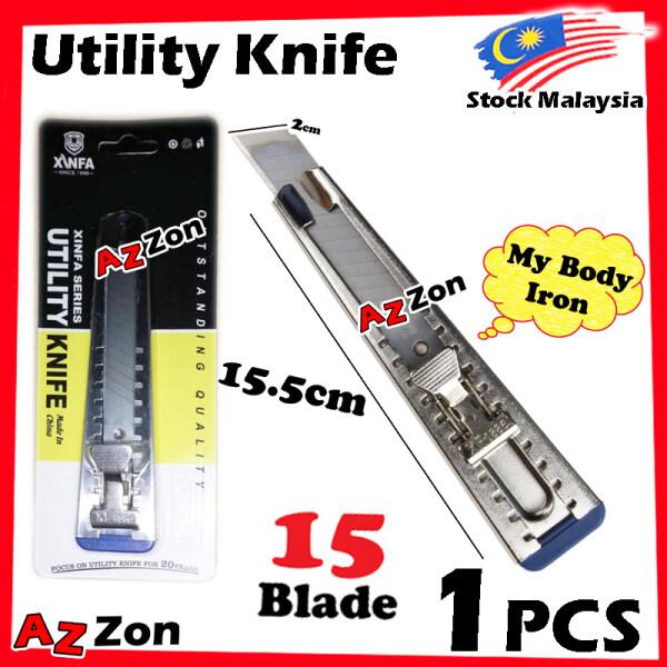 Titanium Utility Knife Hand Cutter Heavy Duty Utility Cutter Knife