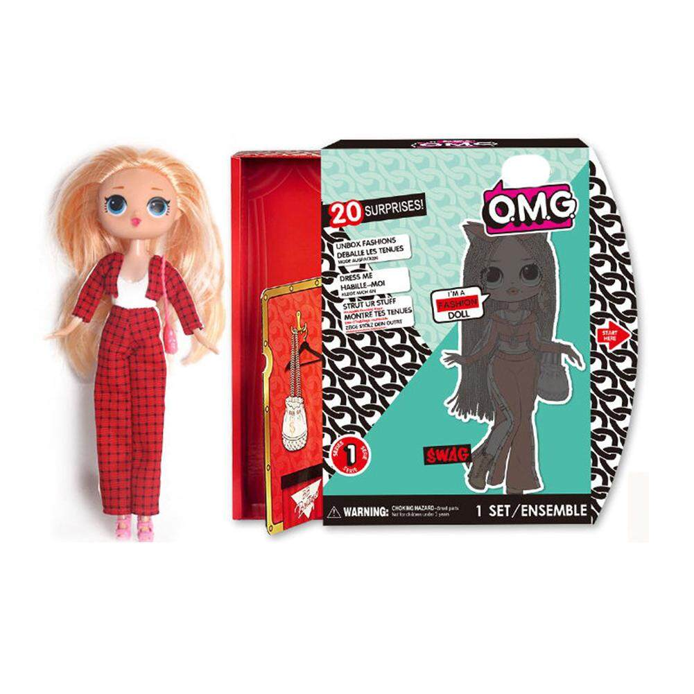 LOL Surprise Series 1 SHIPS FREE TODAY! OMG Fashion Doll NEONLICIOUS L.O.L