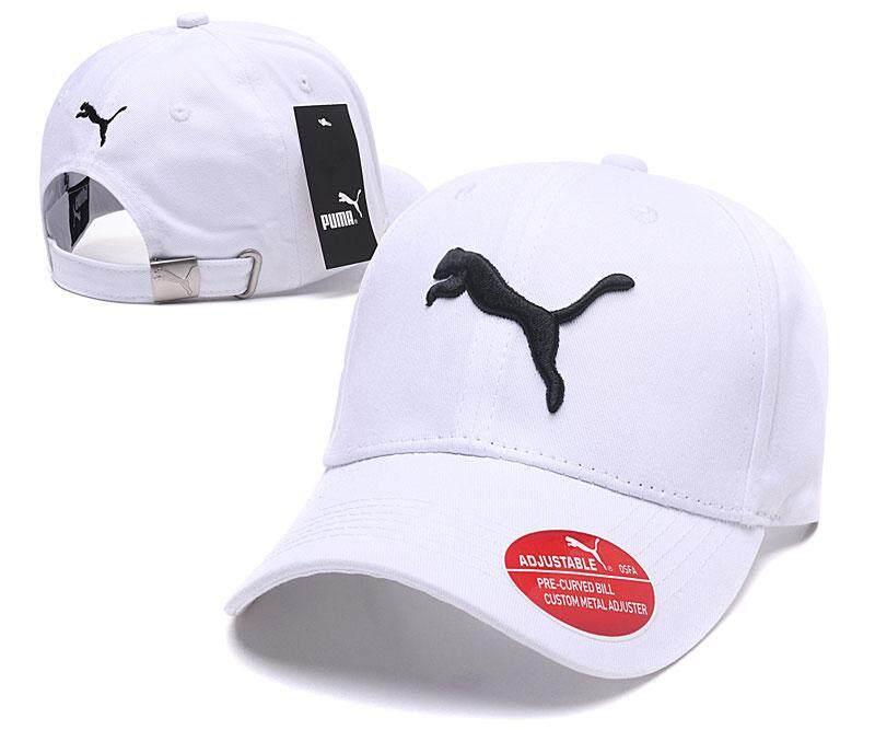 PUM hot summer adjustable men's dad hat casual golf cap ladies visor