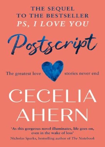 (MPH)Postscript :Author:Ahern,Cecelia :ISBN:9780008194918 Malaysia