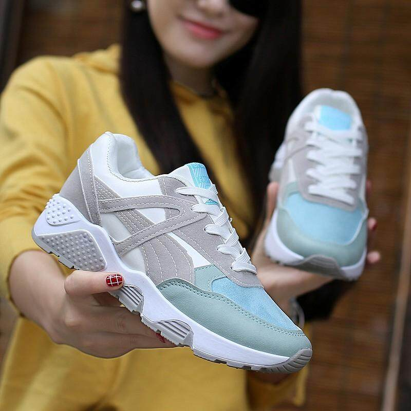 Running shoes PUMA_Women Casual Sneakers Running Sports Outdoor_Ladies_Shoes