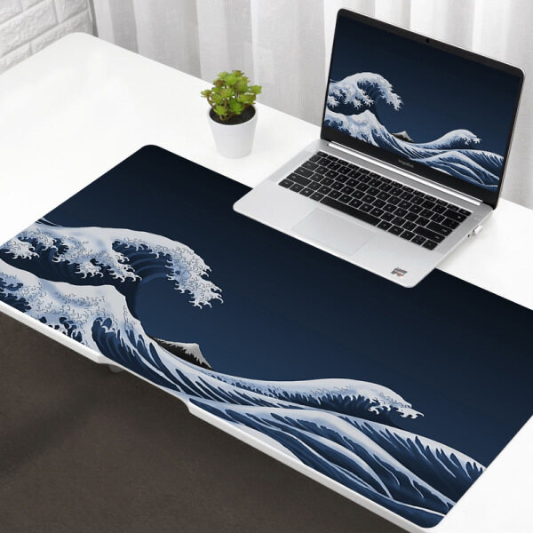 Large mouse pad 700x400mm speed Keyboards Mat Rubber Gaming mousepad Desk Mat for game player Desktop PC Computer Laptop