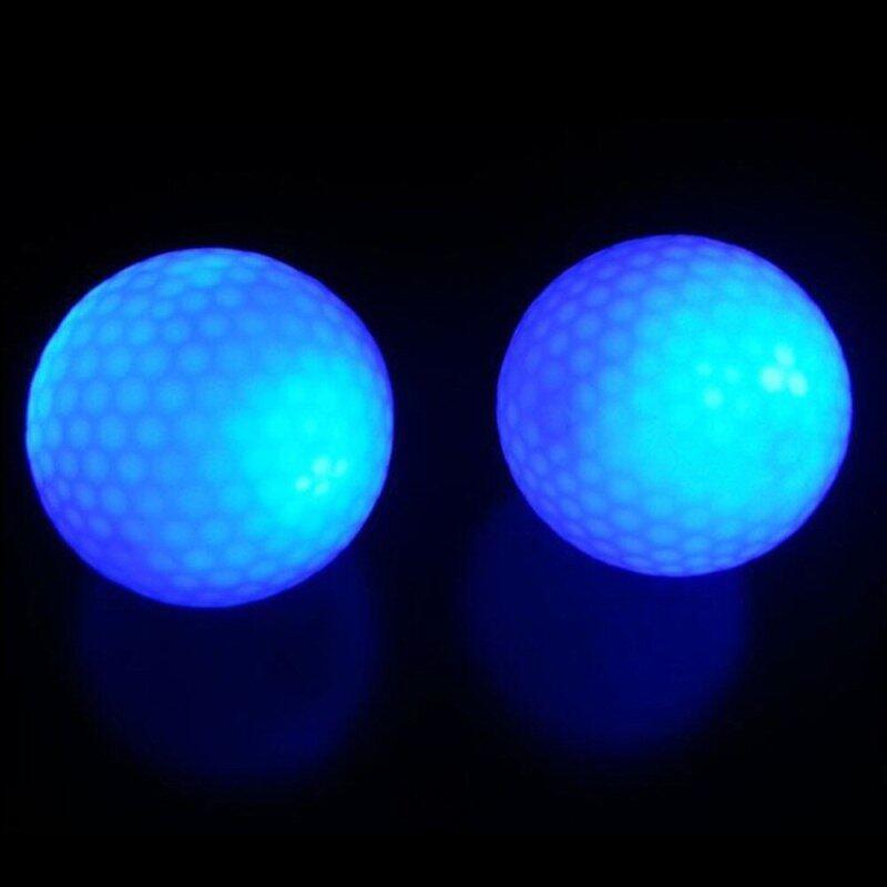 4 Cái Mỗi Gói Bóng Chơi Golf Hi-Q Usga LED Để Đào Tạo Ban Đêm Bóng Luyện Golf Sang Trọng Với 6 Màu
