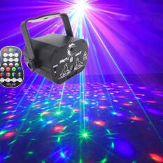 Famiy Đèn Chiếu Laser 60 Hoa Văn Sân Khấu Đèn LED Sàn Nhảy DJ Câu Lạc Bộ KTV Tiệc Tùng RGB