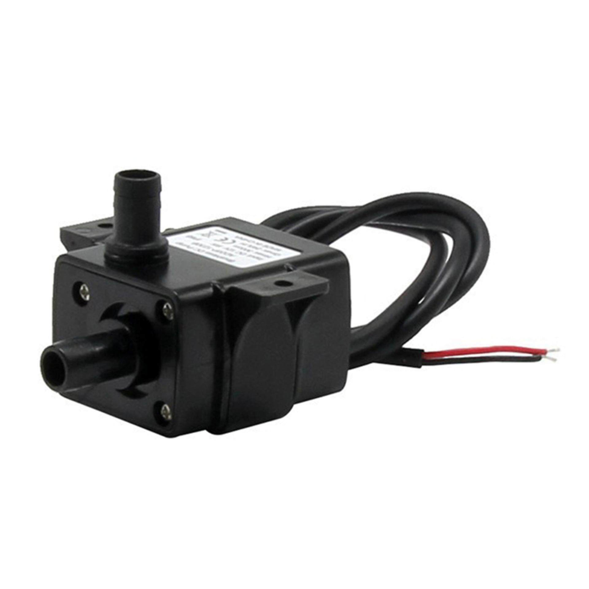 Sissi 12V 5W Mini Water Pump Brushless Water Oil Pump Submersible Fountain  DC12V 5W