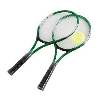 Cái bộ 2 Vợt Tennis Trẻ Em 21-Inch Túi Đựng Vợt Siêu Nhẹ Để Tập Luyện Cầu Lông Ba Lô thumbnail