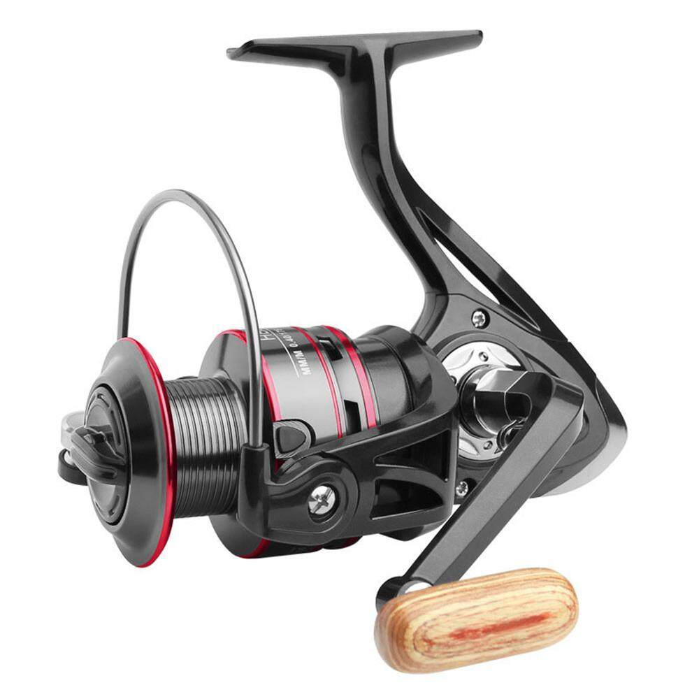 untiemall Spinning Reels Light Weight Ultra Smooth Powerful Spinning  Fishing Reels
